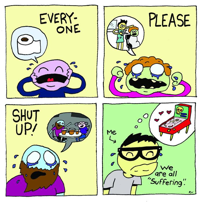 Waah comic